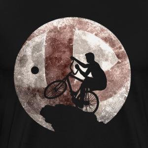 Radball | Moon - Männer Premium T-Shirt