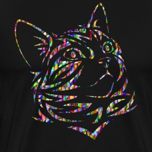 Rainbow Cat - Men's Premium T-Shirt