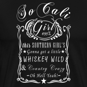 Southern girls are the Außnahme a rule - Men's Premium T-Shirt