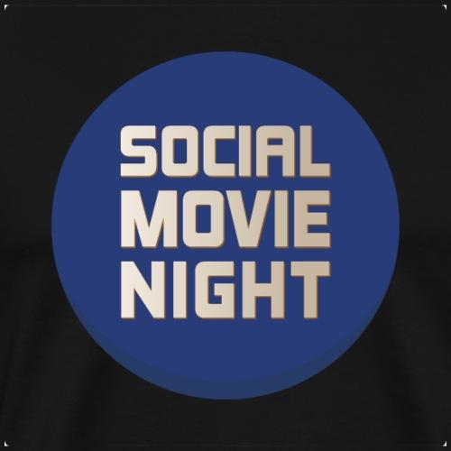 Social Movie Night - Logo klassisch - Männer Premium T-Shirt