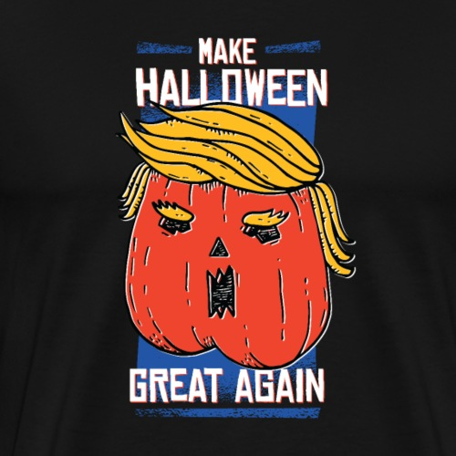 Make Halloween Great Again - Männer Premium T-Shirt