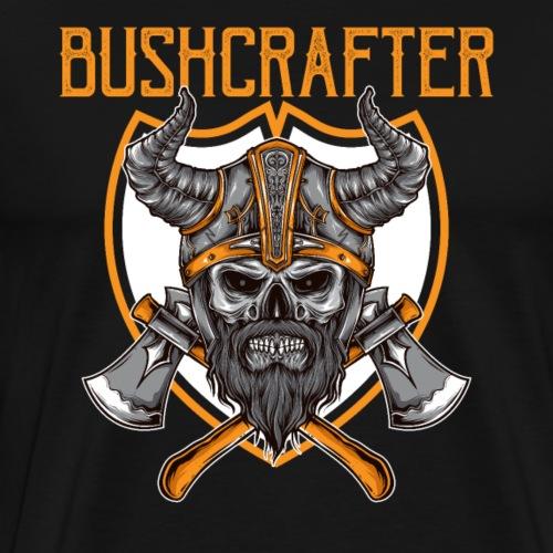 Bushcrafter - Männer Premium T-Shirt