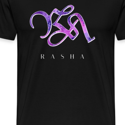 RASHA - Männer Premium T-Shirt