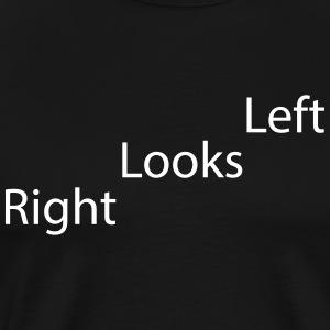 Left - Premium T-skjorte for menn