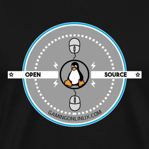 Open Source. - Men's Premium T-Shirt