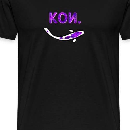 KOI. - Männer Premium T-Shirt