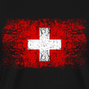 Switzerland 002 AllroundDesigns - Men's Premium T-Shirt