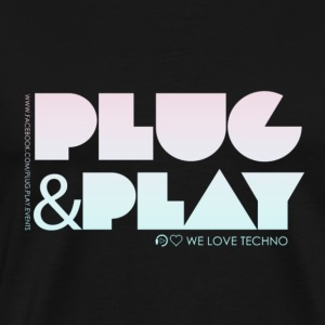 Collection PLUG & PLAY - Männer Premium T-Shirt