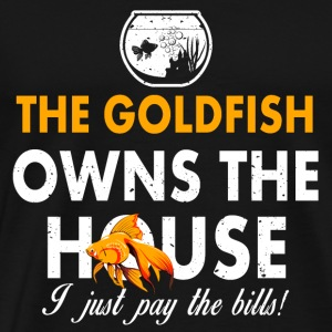 Goldfish lovers - Men's Premium T-Shirt