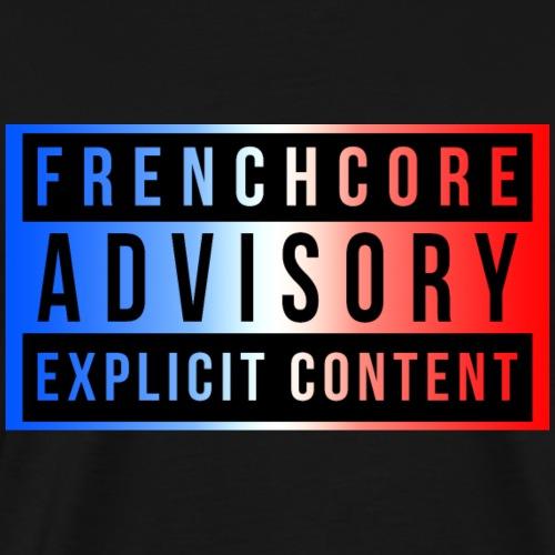 Frenchcore - Men's Premium T-Shirt