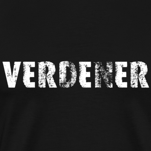 Verdener (2531 ) - Männer Premium T-Shirt