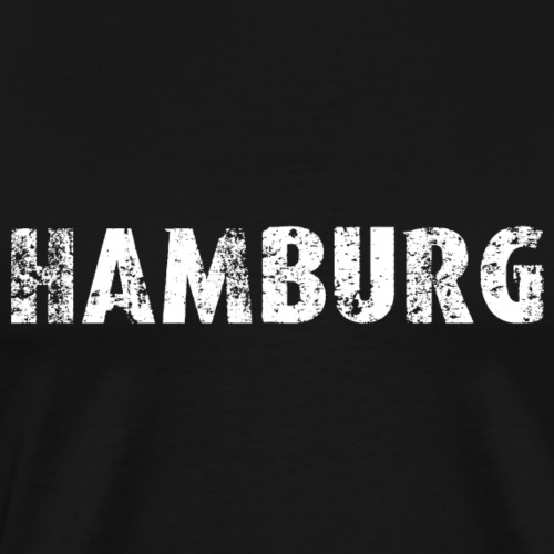 Hamburg (2535) - Männer Premium T-Shirt