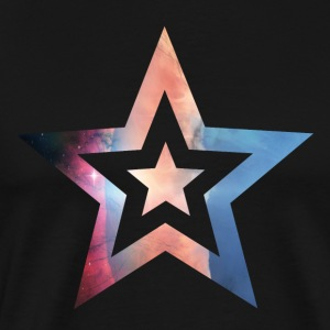 "Star ""Helix"" - Men's Premium T-Shirt"
