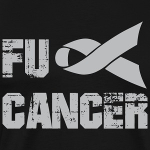 Fuck Cancer Shirt - Men's Premium T-Shirt
