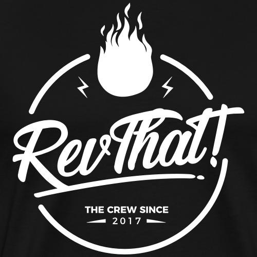 REVTHAT Symbol - Mannen Premium T-shirt