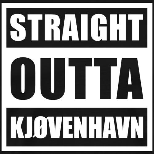 KJ VENHAVN - Herre premium T-shirt