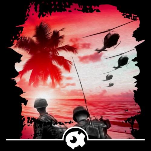 Vietnamkrieg - Männer Premium T-Shirt