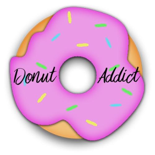 Donut addict - T-shirt Premium Homme