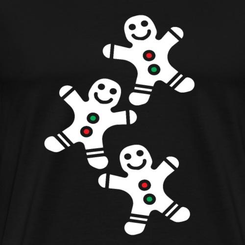 Lebkuchen Männchen - Männer Premium T-Shirt