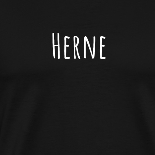 Herne (Amatic SC/weiß) - Männer Premium T-Shirt