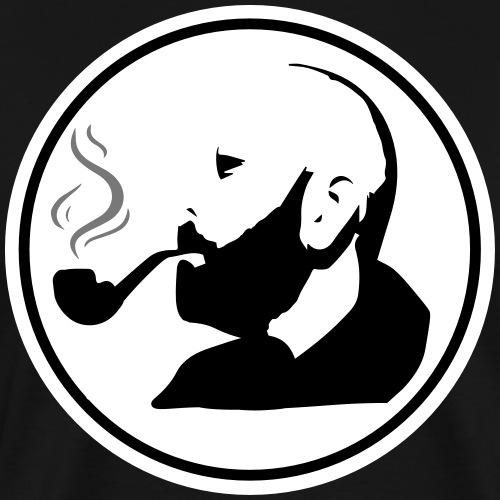 Briar Bear - Mannen Premium T-shirt