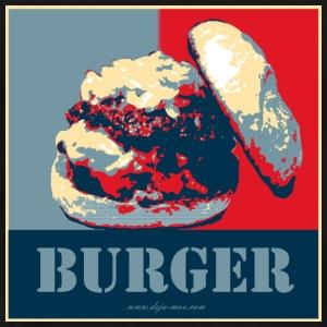 Das ultimative Burgermotiv! - Männer Premium T-Shirt