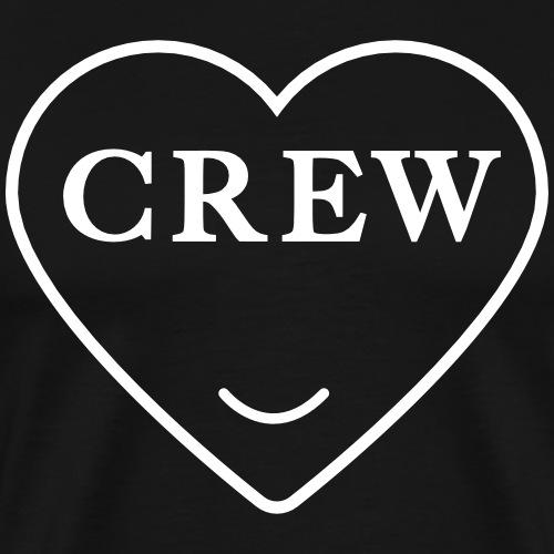 Crew love - Festival Party Crew love or die - Männer Premium T-Shirt