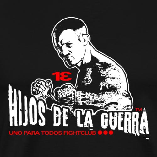 Hijos de la Guerra - Männer Premium T-Shirt