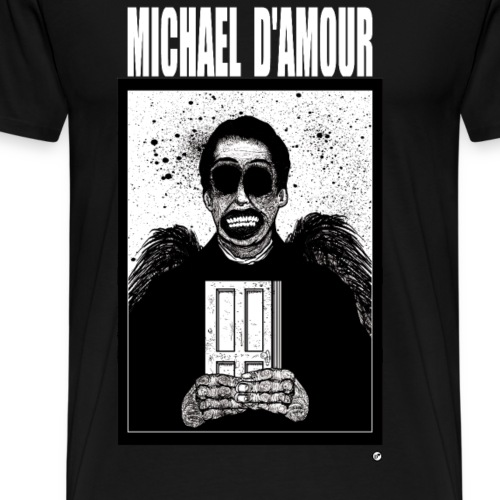 Michael D'Amour Ange blanc édition limitée - T-shirt Premium Homme
