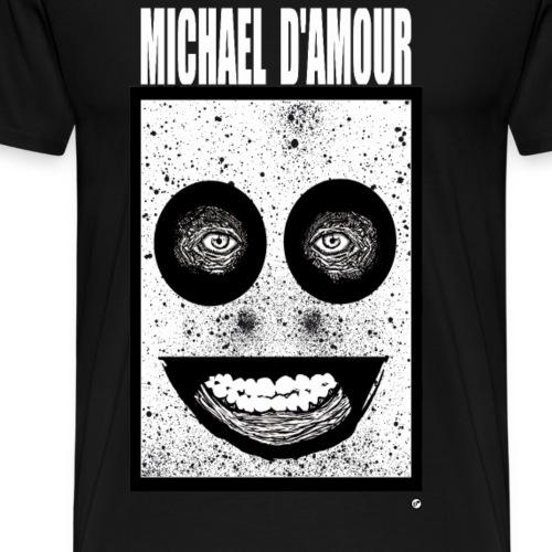 Michael D'Amour Emoji édition limitée - T-shirt Premium Homme