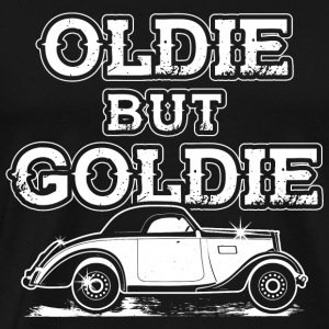 I love my vintage car - Men's Premium T-Shirt