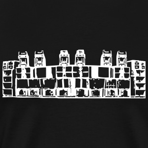 009 soundsystem 23 - Men's Premium T-Shirt
