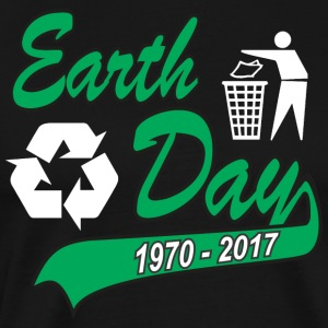 Earth Day 2017 - Männer Premium T-Shirt