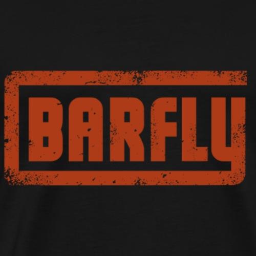 Barfly - Original Logo - Männer Premium T-Shirt