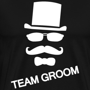 Team groom - Premium T-skjorte for menn