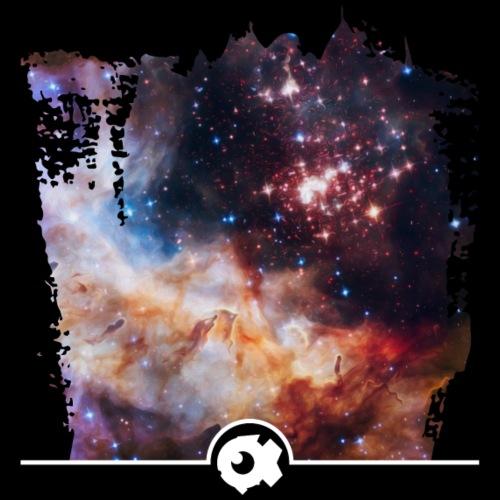 Weltraum unendliche Weiten - Männer Premium T-Shirt