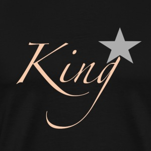 King Front HD - Men's Premium T-Shirt