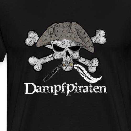 Dampfpiraten 2 - Männer Premium T-Shirt