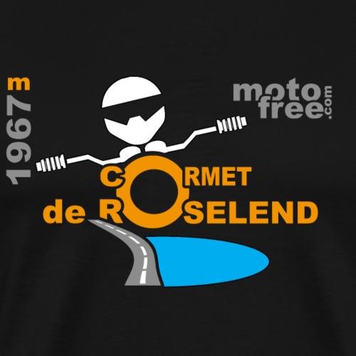 Cormet motofree - T-shirt Premium Homme