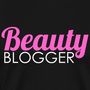 Beauty Blogger - Männer Premium T-Shirt