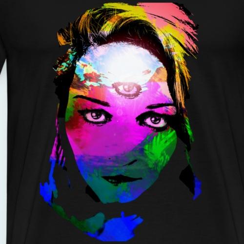 3. Auge Das Erwachen - Männer Premium T-Shirt