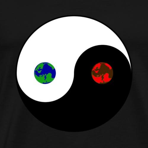 Delta DraGons V T-shirt - Herre premium T-shirt
