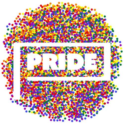Homosexual - Pride & Confetti - Männer Premium T-Shirt