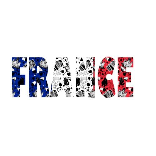 Frankreich World Cup - Männer Premium T-Shirt