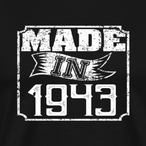 Made in 1943 - Men's Premium T-Shirt