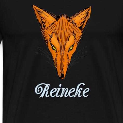 Reineke Fuchs - Männer Premium T-Shirt