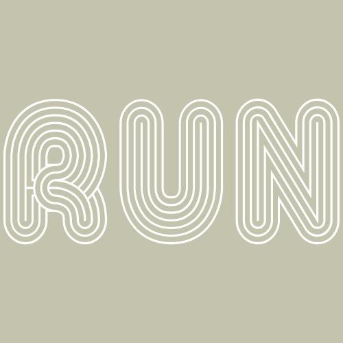 Retro Run - Men's Premium T-Shirt