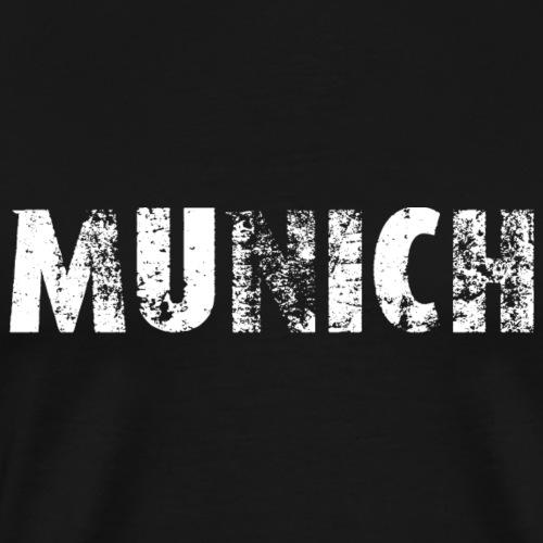 Munich (2570) - Männer Premium T-Shirt
