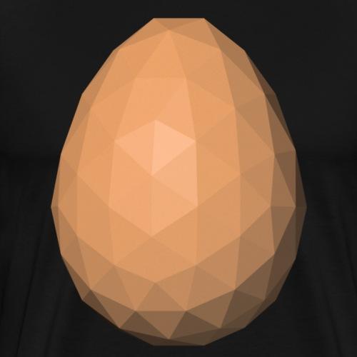 poly Egg - Men's Premium T-Shirt