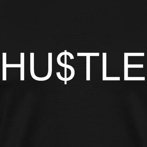 HU$TLE - Männer Premium T-Shirt